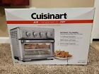 Cuisinart TOA-60 Convection Airfryer Toaster Oven - Stainless Steel photo