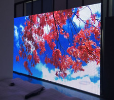 6'x8' Indoor Video P3 Billboard LED Sign Full Color Sunlight Readable Display