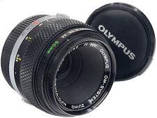 OLYMPUS OM Macro 50mm 3.5 - Zuiko -