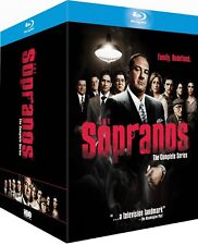 The Sopranos - Complete Collection [1999] [Region Free] (Blu-ray)