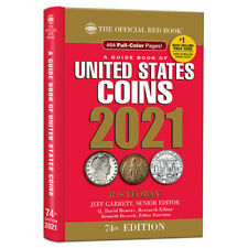 **SHIPPING** 2021 REDBOOK - GUIDE BOOK OF UNITED STATES COINS - HIDDEN SPIRAL