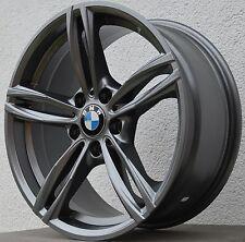 Neu BMW Alufelgen 18 Zoll  5er BMW F10  F11 3er F30  F31 4er F32  F33 7er F01 X1