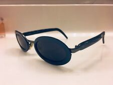 vintage sunglasses dark blue 90's La perla