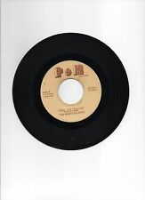 "THE BOOTLEG BAND 7"" STOCK 45 VG SINGLE P&M #3492 FEEL THE FEELING + WINE HELP ME"