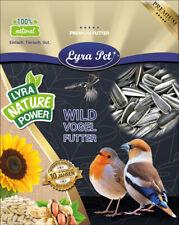 25 kg Sonnenblumenkerne gestreift Vögel Vogelfutter Lyra Pet® HK Deutschland
