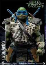 Leonardo Sixth Scale Figure Threezero Teenage Mutant Ninja Turtles TMNT NOW!