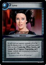 Star Trek CCG 2E What You Leave Behind Sylvia 14R16