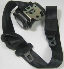 NEW GENUINE AUDI A2 BLACK PASSENGER LEFT FRONT SEATBELT - 8Z2 857 705 V04