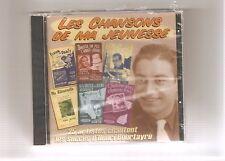 Les chansons de ma jeunesse - 26 succès d'Henri Bourtayre - CD MARIANNE MELODIE