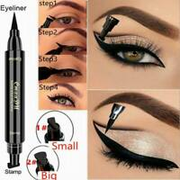 Cmaadu Black Waterproof Liquid Eyeliner Pencil Maquillaje Stamp Eye Liner Makeup