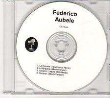 (EX630) Federico Aubele, La Esquina - DJ CD