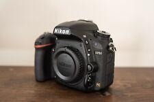 Nikon D750 24.3 MP Digital SLR Camera - Black (Body Only)