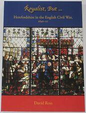 HEREFORDSHIRE ENGLISH CIVIL WAR Sieges Battles Soldier Garrison Army History ECW