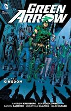 **BRAND NEW** Green Arrow Vol. 7 (the New 52) by Andrew Kreisberg