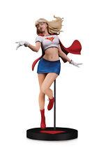 DC Comics Designer Series Supergirl Artgerm Lau Statue - Superman