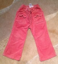 BABY GAP PINK STRETCH TROUSERS AGE 2