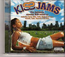 (GA991) Kiss Jams, 2CD  - 2004 CD