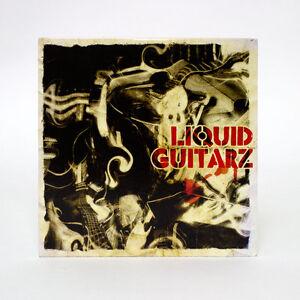 Liquid Guitarz - H E Recordings - music cd