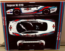 Jaguar XJ 220 Le Mans Martini Racing ~New design~ CERAMIC TILE