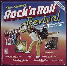 Rock 'n Roll Revival-LP VINYL 1975-81 - TG 1329