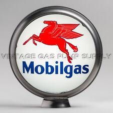 "Mobilgas 15"" Gas Pump Globe (GL307)"