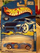 Hot Wheels Austin Healey #197 Blue