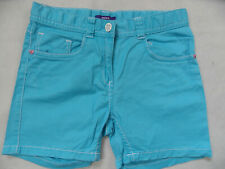 MEXX coole Jeansshorts türkis Gr. 152 TOP ST519