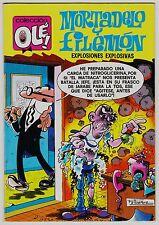 OLÉ! nº 152 MORTADELO Y FILEMÓN: EXPLOSIONES EXPLOSI 3ª edición, Bruguera, 1982.