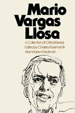 Mario Vargas Llosa: A Collection of Critical Essays (Paperback or Softback)