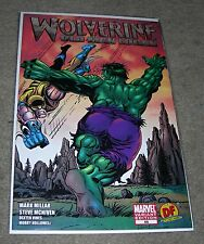 Wolverine 66 DF (DYNAMIC FORCES) VARIANT  NM  Old Man Logan  /1999