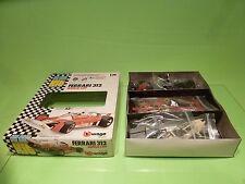 BBURAGO KIT 8101 FERRARI 312 WORLD CUP - JODY SCHECKTER - F1 1:14  - GC IN BOX