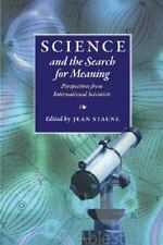 Science and the Search for Meaning: Perspectives from International-ExLibrary