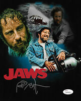 Richard Dreyfuss Autographed Jaws 8x10 Photo JSA Authenticated