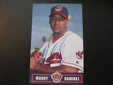 2000 Manny Ramirez Cleveland Indians Post Cards / Postcards