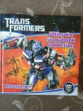 TRANSFORMERS  ULTIMATE STORYBOOK COLLECTION BOOK 8 BOOKS IN 1