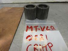 Pexto 0581 Rolls Peck Stow Wilcox Spiral Crimp Rolls Roper Whitney Crimp Rolls