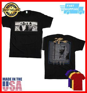 U2 JOSHUA TREE ALBUM 1987 TOUR shirt Vintage Unisex Black Size S-5XL
