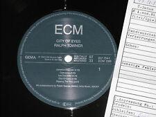RALPH TOWNER -City Of Eyes- LP 1988 ECM Archiv-Copy mint