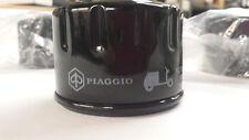 Piaggio Oil Filter X-9  NEW!! OEM (82658R) 5 for $50!