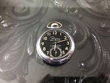 Vintage Ingraham Biltmore Luminous Pocket Watch For Repair/Parts