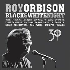Black And White Night 30 CD DVD Edition By Roy Orbison Brand Top Quality New