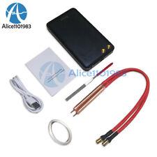 Handheld Mini Portable Spot Welding Machine 18650 Battery Spot Welder 6 Gear