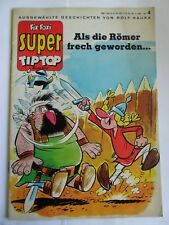 Fix und Foxi SUPER Tip Top - Nr. 4  - Zustand 1-