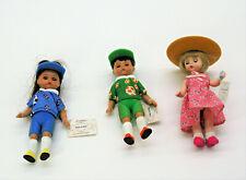 Madame Alexander for McDonalds 2 Kick It Dolls 1 Hop Skip Jump Doll