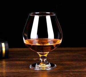 Classic Design Large Size Brandy Glass Cognac Snifter Wine Cup Whisky Beer 500ml