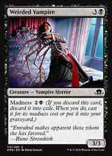 Weirded Vampire    x4  NM Eldritch Moon MTG Magic Cards Black Common