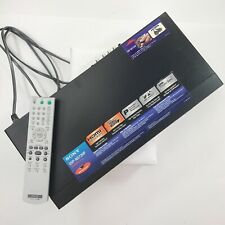 DVD CD PLAYER SONY DVP-NS72HP Single Disc Upscaling Digital HDMI Remote WORKS