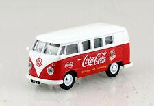 VW T1 Camper Bus Coca Cola Early 60´s 1:43 Vanguards Corgi Modellauto 02732