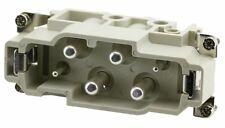 Connecteur alimentation Mâle 4 Contacts 2 Rangées 830V série C146 *NEUF*