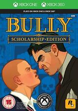 Bully Scholarship Edition XBOX ONE 360 XB1 NEW SEALED Free UK P&P UK SELLER